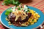 Ancho Chili Steaks