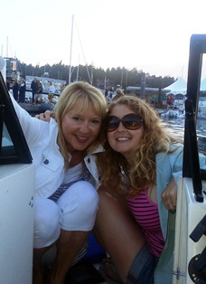 stephanie-karlene-on-boat